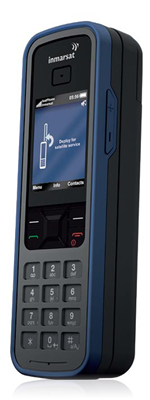 the Inmarsat IsatPhone Pro