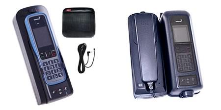 IsatPhone Pro - IsatDock Drive and IsatDock Marine