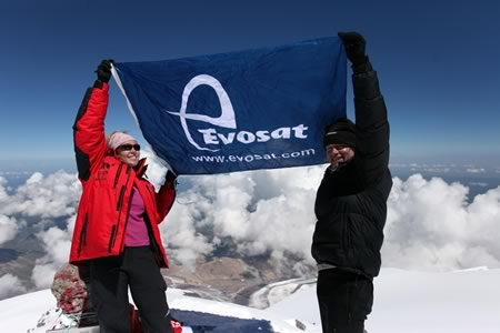 7 Summits 7 Flights - Mt. Elbrus