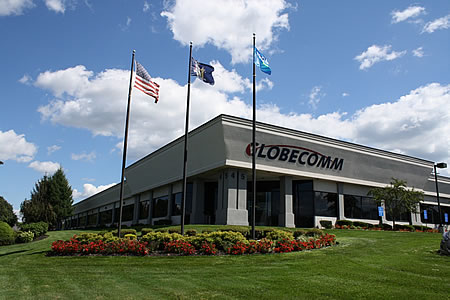 Evosat Rebranding to Globecomm